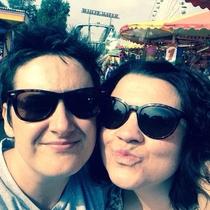Ashley and vicky F.